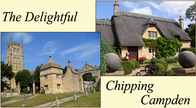 Scenes from Chipping Campden